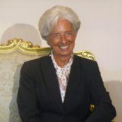 Égypte: visite de Lagarde pour une aide