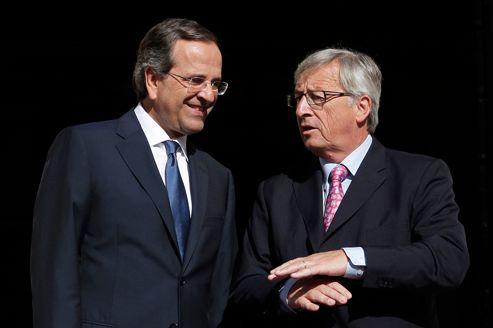 Pour Juncker, la Grèce «joue sa dernière chance»