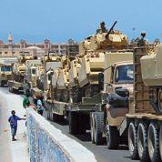 Israël s'inquiète de la militarisation du Sinaï