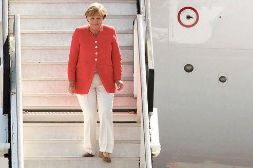 Merkel et Hollande cherchent un consensus sur la Grèce