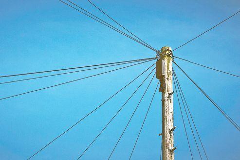 Recrudescence de vols de câbles téléphoniques