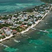 Le Belize, la petite «Grèce» des Caraïbes