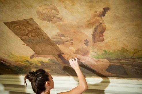 Peinture L Huile Pour Plafond Excellent Peinture Monocouche Pour