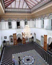 Le palais Raïssouli, joyau de la ville.