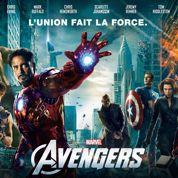 The Avengers en DVD et Blu-Ray