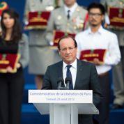 Hollande : l'histoire pour vanter son action