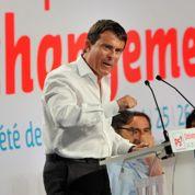 Valls réveille les universités PS
