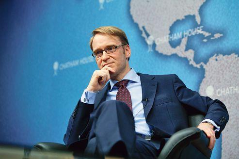 Le patron de la Bundesbank calme les ardeurs de la BCE
