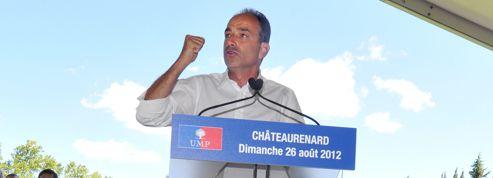 Copé vise la tête de l'UMP pour «regagner la France»