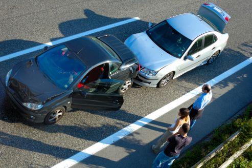 Auto: les démarches en cas d'accident