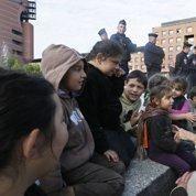Un camp de Roms évacué à Evry