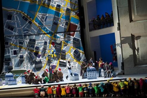 Opéra: la fausse modernité des mises en scène