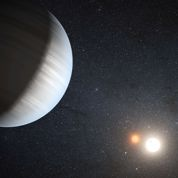 Des planètes autour d'un couple d'étoiles