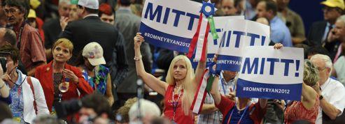Romney rattrape Obama dans les sondages