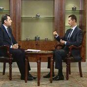 Syrie : Assad se félicite de l'«autonettoyage»