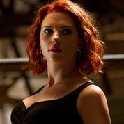 Johansson : «J'ai aimé l'action dans Avengers »