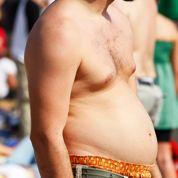 La bedaine plus risquée que l'obésité