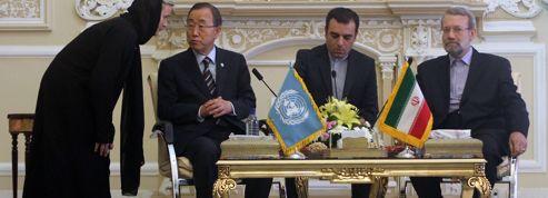 Iran: Ban Ki-moon brise l'embargo diplomatique