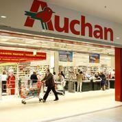 Auchan résiste bien en France