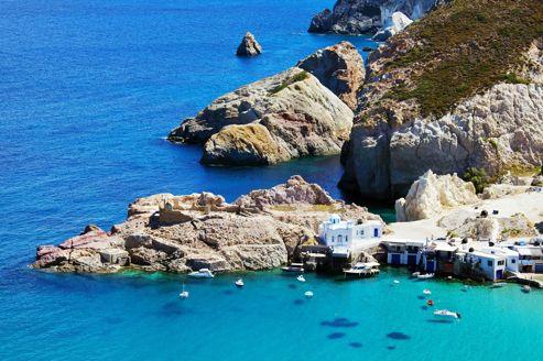 Milos et Sifnos, vedettes des Cyclades