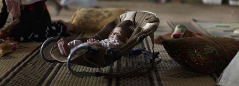 Une vague ininterrompue de réfugiés syriens