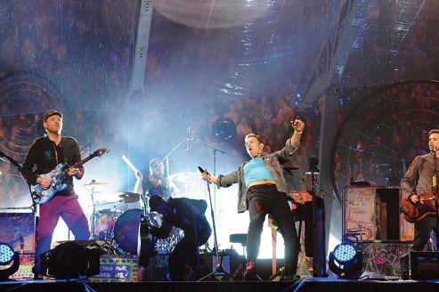 La décennie de rêve de Coldplay