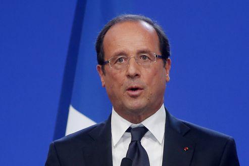 «Je ne reviendrai pas sur les responsabilités d'hier et d'avant-hier. Il ne s'agit plus <br/>de juger le passé mais d'agir dès aujourd'hui pour préparer l'avenir», François Hollande, lors de son discours vendredi à Chalons-en-Champagne