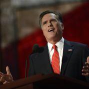 Mitt Romney promet des emplois aux Américains
