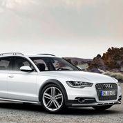 Audi A6 Allroad : la clé des champs