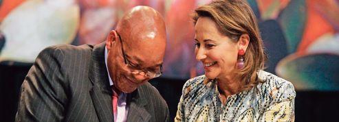 Les confidences africaines de Ségolène Royal