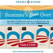 Obama perd du terrain sur le front de l'argent