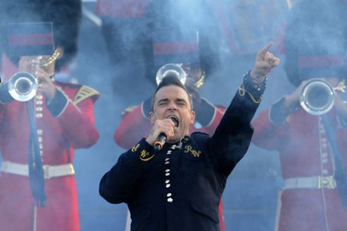 Robbie Williams sort son neuvième album