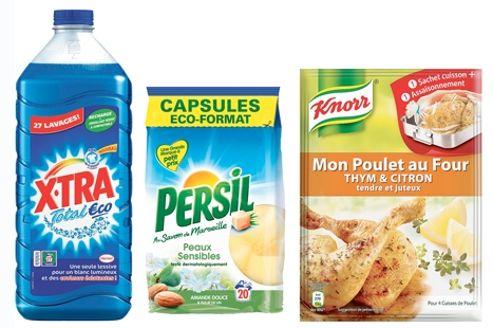 Les marques lancent des produits spécial crise