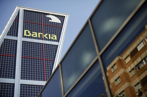 L'Espagne injecte 4,5milliards d'euros dans Bankia