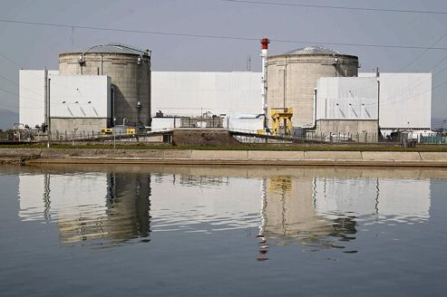 Les deux réacteurs de Fessenheim ont été mis en service en 1977.
