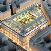 La poste du Louvre bientôt rénovée