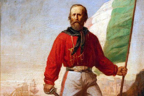Garibaldi ,de Pierre Milza