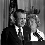 Le dernier message du président Nixon