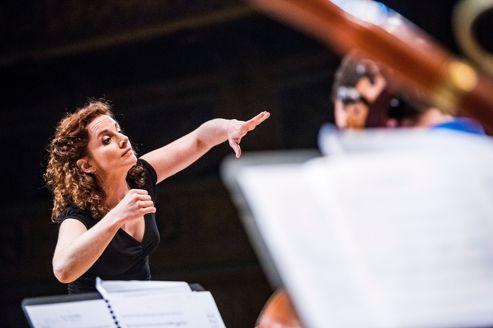 Ces femmes qui mènent leur orchestre à la baguette