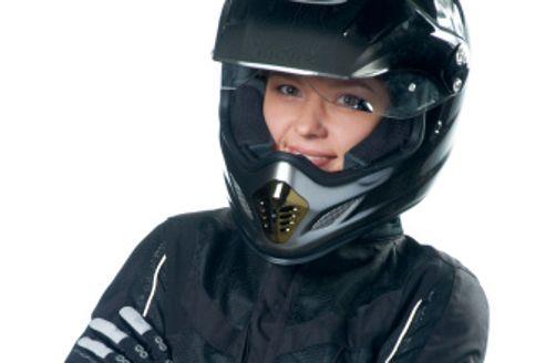 Quelle prise en charge pour l'équipement du motard ?