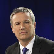 Dupont-Aignan prône un dialogue avec le FN