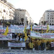 Grèce : négociations difficiles avec la troïka