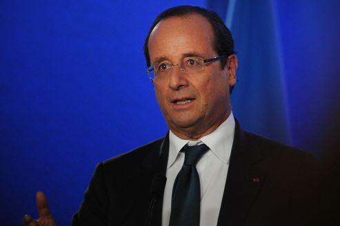 L'interview de François Hollande durera vingt-cinq minutes.
