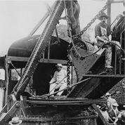 1906 : le canal de Panama en chantier