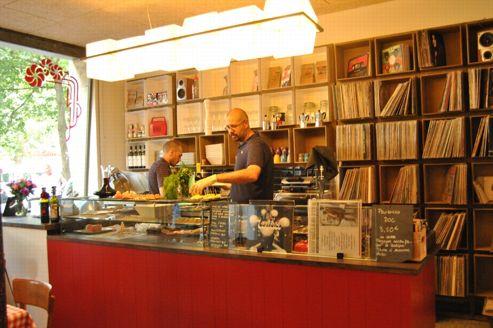 Restauration Rapide Originale Paris