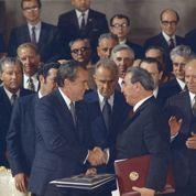 1972 : Nixon et Brejnev signent l'accord Salt