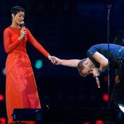 Rihanna, Coldplay et Jay-Z clôturent les Jeux
