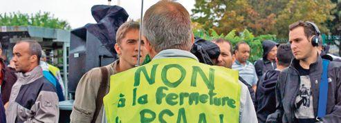 L'État confirme la fermeture de l'usine PSA d'Aulnay