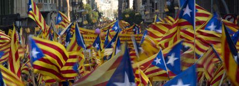 Catalogne : marée humaine pour l'indépendance