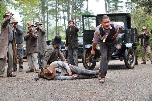 Des hommes sans loi ,l'histoire des frères Bondurant